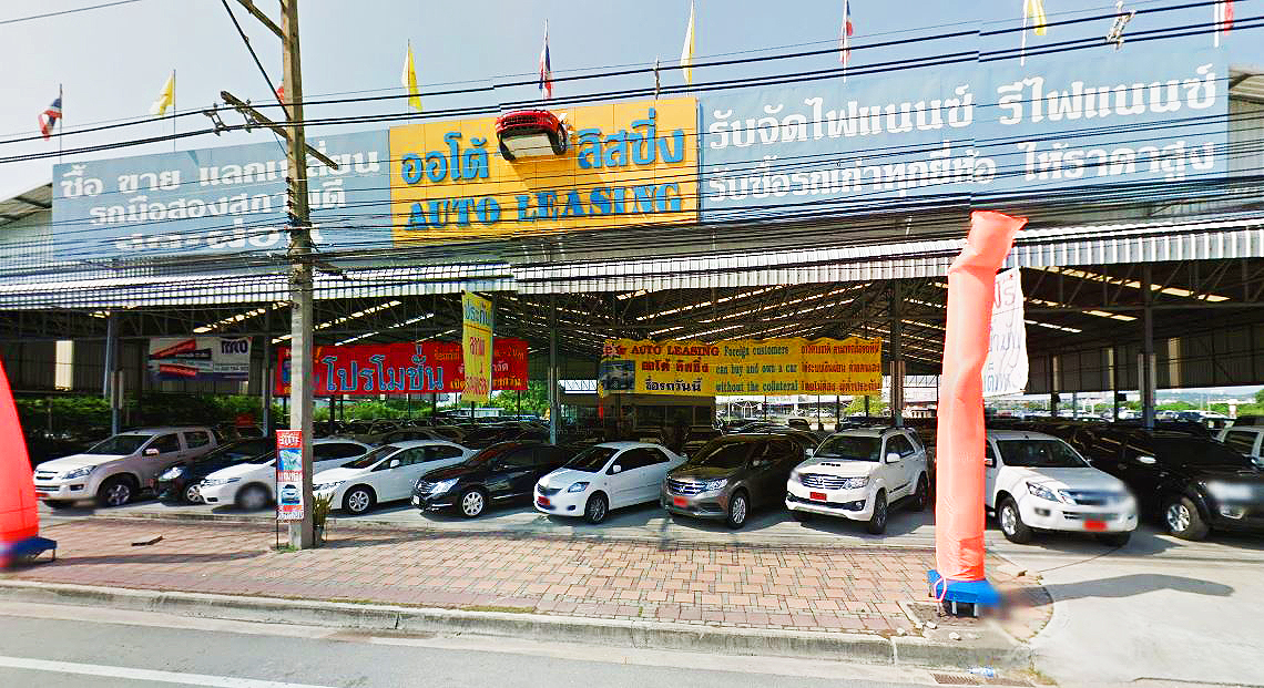 Auto Leasing Pattaya