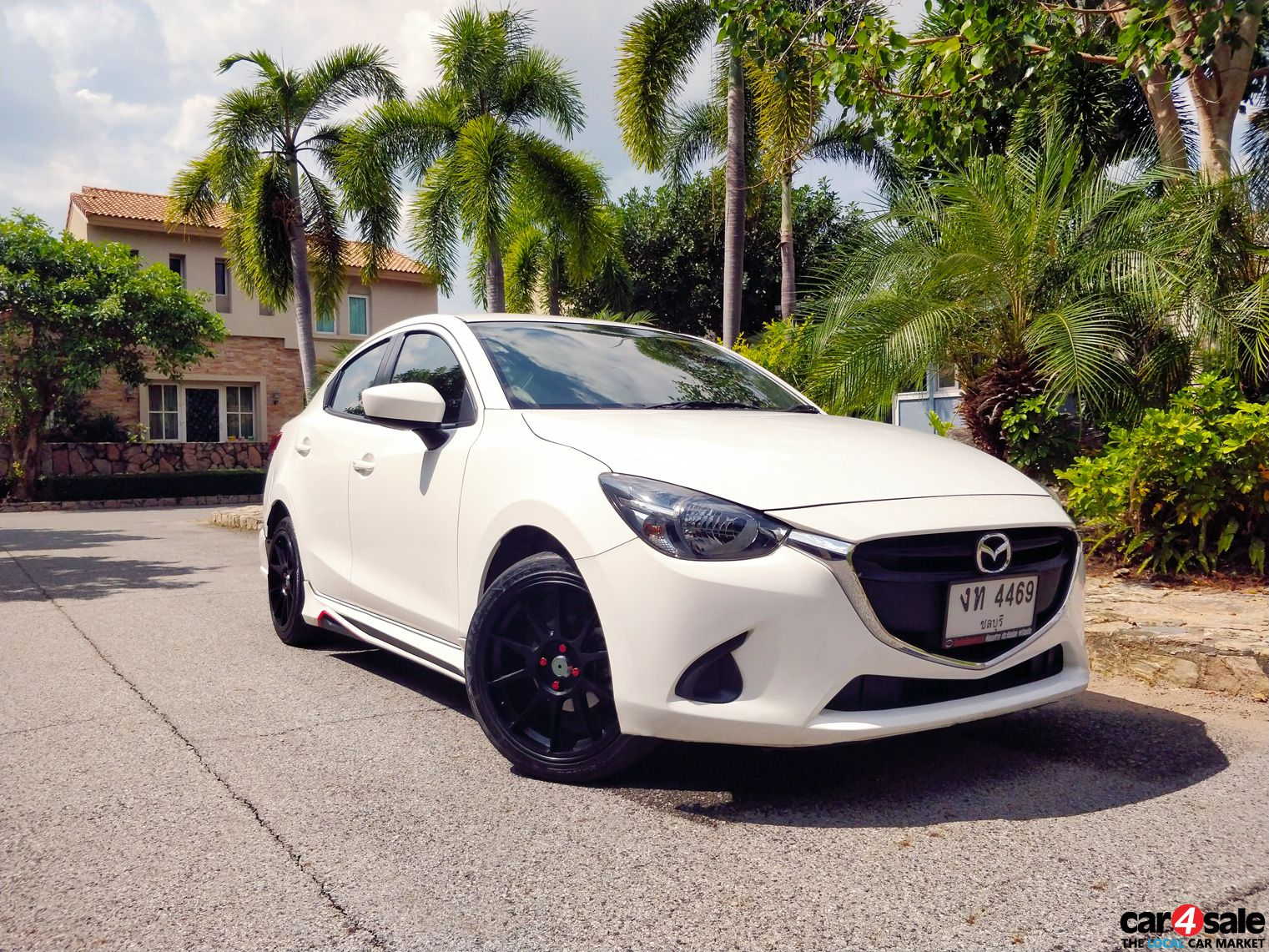 MAZDA Mazda 2 1.5 Maxx Sports